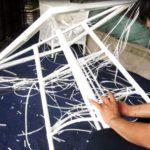 Sản xuất bàn ghế cafe nhựa giả mây sân vườn tại minh thy furniture