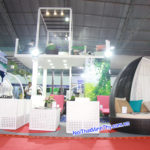 Minh Thy Furniture tham gia triển lãm quốc tế VietBuild tháng 6 năm 2017 tại SECC quận 7