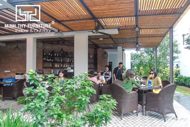 Senvila Boutique Resort & Spa chọn Minh Thy Furniture là nhà cung cấp GHẾ QUẦY BAR,GHẾ HỒ BƠI, BÀN GHẾ GIẢ MÂY, XÍCH ĐU