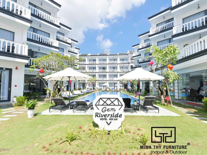 GEM RIVERSIDE HOTEL HỘI AN – LỰA CHỌN HÀNG ĐẦU