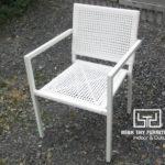 Bật mí kiểu đan sáng tạo dành cho ghế cafe nhựa giả mây tại Minh Thy Furniture