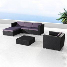 Sofa Mây Nhựa MT138