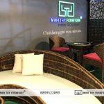Những điểm ấn tượng của Minh Thy Furniture tại Triển lãm Quốc tế Vietbuild 06/2020